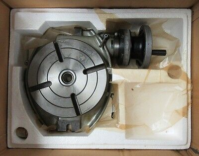 New Phase Ll 220-008 8in Horizontal Rotary Table