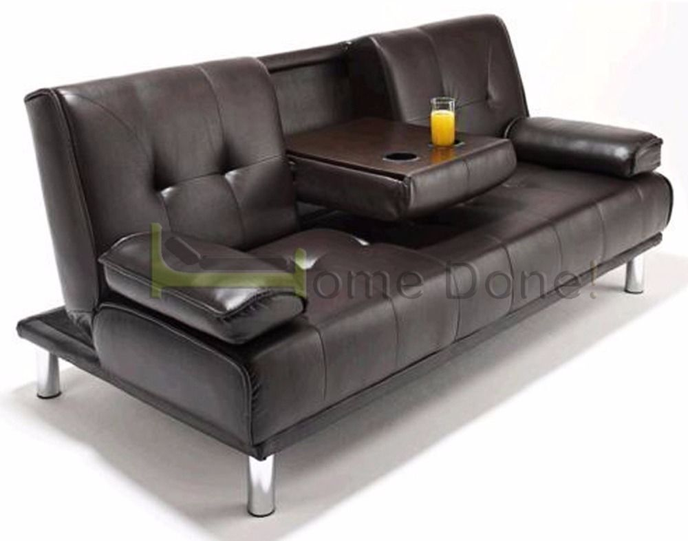 14 Day Money Back Guarantee Manhattan Click Clack Leather Sofa Bed Sofabed Same Delivery In Blackheath London Gumtree