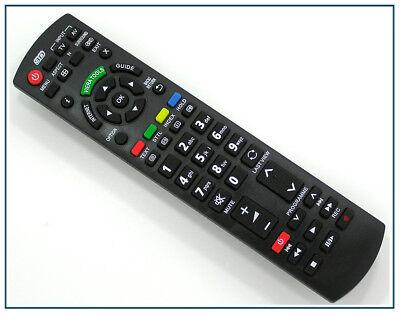 Ersatz Fernbedienung für Panasonic TV TX-L37ET5Y   TX-L37ETW5   TX-L37ETW5W online kaufen