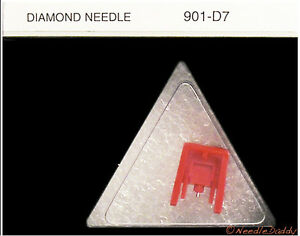 NP-7 Diamond Needle for Crosley KEEPSAKE DIRECTOR Turntable Record Player 901