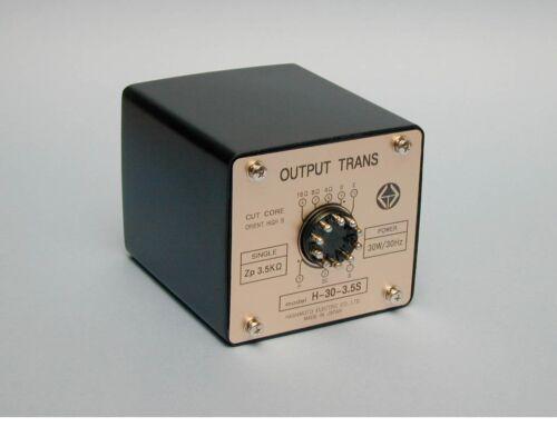 Hashimoto H-30-3.5S (Reprint; Sansui ) Output Transformer 30W Single 3.5K/16,8,4