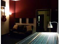 Recording Studios/Rehearsal Studios Macclesfield, Cheshire