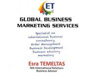 ET GLOBAL MARKETING CONSULTANCY & BUSINESS DEVELOPMENT SERVICES