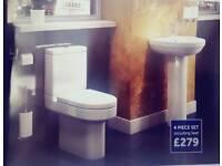 Selling bathroom suites, radiators, basins, toilets wc units, furniture
