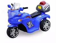 Children's 6V Ride-On Electric Bike COLLECTION ONLY!