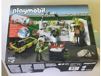 Playmobil Top Agents Robo Gangster Lab set 4880