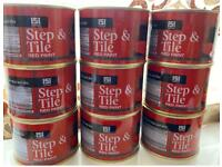 Paint tins £1 each to clear - All New - 180ml tins