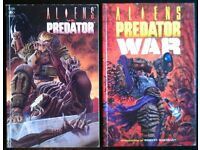 2 Dark Horse 'Predator' Graphic Novels