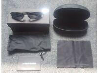 Naked Eye wear Sunglasses / Optical Frame Spectacles Glasses Hard Case Set