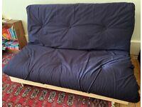 Double futon - almost new