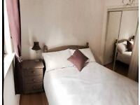Cosy room in main door flat with private garden - short term only