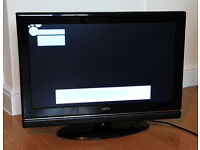 26 INCH WIDESCREEN LCD TV WITH DVB & BUILT IN DVD PLAYER