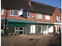 **COMMERCIAL**SHOP TO RENT ON MAIN ROAD**BECKBURY ROAD, WEOLEY CASTLE**PERFECT ESTABLISHED LOCATION*