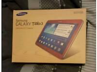 Samsung tab 3 .. 10 .1 .. 16 gb WiFi