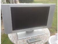"Goodmans widescreen LCD 19"" TV only £10"