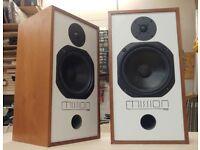 Vintage Mission 717 Speakers
