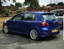 Vw Golf R32, FSH, DSG Gearbox, Full leather, Sat nav, all extras. Ask for more details