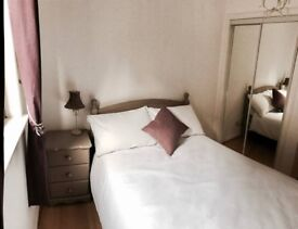 Cosy room in main door flat with private garden - short term only - available early April