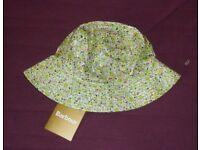 Brand New Barbour Hat - Size Medium