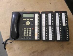 Avaya 1616 IP Phone with TWO Expansion Module BM 3201A-003