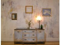 Custom decorative painting, faux finishes, murals