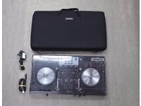 Numark NS6 with Decksaver and Magma Case £440