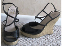 Ladies shoes and boots, mostly hardly worn, sizes 7 and 8