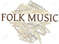 I'am Looking To Start A Folk Music Group