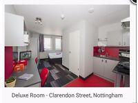 Study inn student accommodation studio flat (144ppw bills all inclusive!)