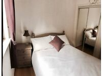 Cosy room in main door flat with private garden - short term only - available 30th May