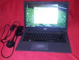 Acer Aspire One Notebook with Linux Mint