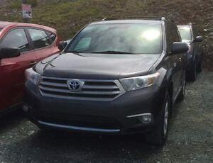 2011 Toyota Highlander V6
