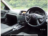 Mercedes-Benz C Class 1.8 C180 Kompressor SE 4dr***REDUCED FOR QUICK SALE ***