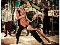 Looking for a latin dance partner !