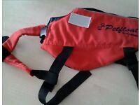 Dog bouancy aid / life jacket
