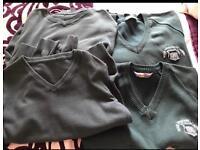Hooe primary school jumpers x 4 FREE