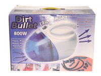 Dirt Bullet Mico Vacuum Cleaner ( new) unopened box