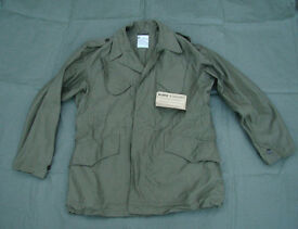 New - Nato / Dutch Army Issue - M1953 Field Jacket - Size Large