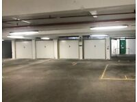 Central London, Marylebone W1 car parking secure
