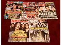 Various NME magazines 2007-2010