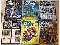 Retro Gamer Magazine Back Issues For Sale (20 Magazines)