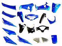 Honda Innova ANF125 Complete Body Panel Set 2007 - 2012 - Fairing ABS Plastic