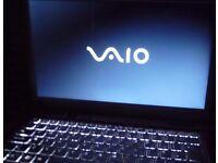 """Fast 14"""" Laptop SONY VAIO *BACKLIT KEYBOARD*, Intel® Core™i3, 4GB DDR3, Wi-Fi, HDMI, USB 3.0, Bt"""