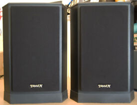 A matched pair of Tannoy 605 II speakers