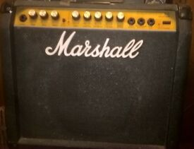 Marshall Valvestate 8020 20w combo amplifier; made in Great Britain. £130