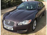 XF Jaguar luxury V6 Auto