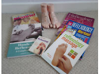 Reflexology Feet and Books
