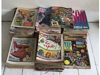 2000ad comic job lot