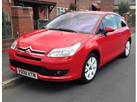 citroen c4 coupe loeb limited edition 1.6 hdi #61