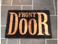 Wholesale stock at very low prices, mostly door mats